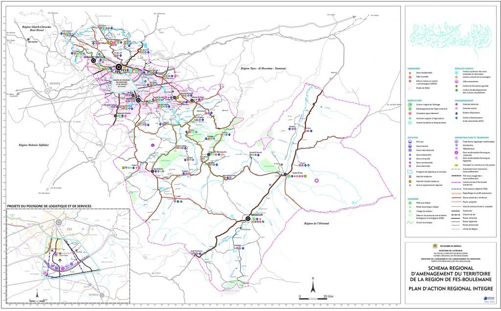 Le plan d'action régional intégré